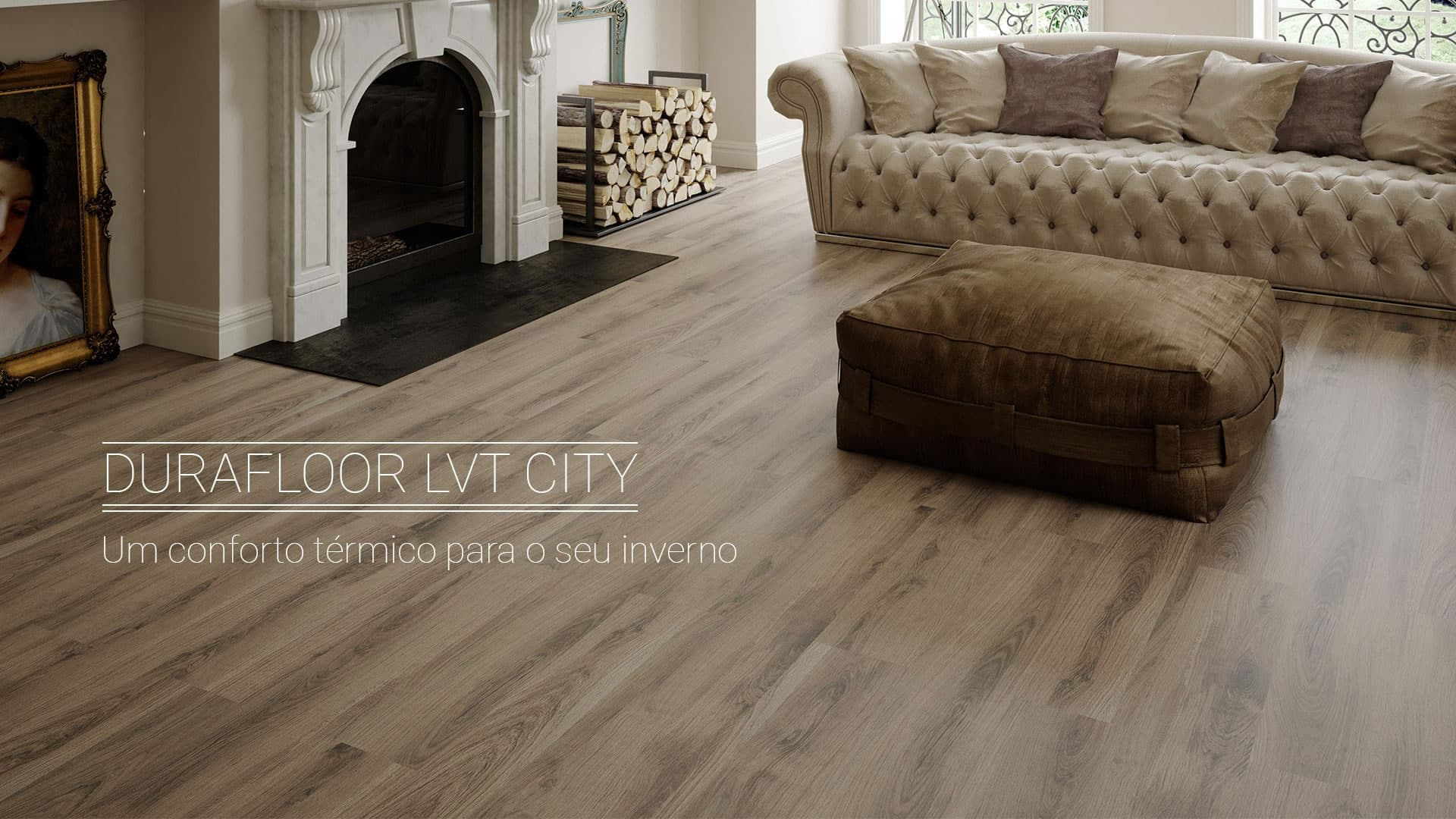 Durafloor LVT City